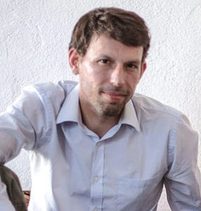 Portrait Julien Théron