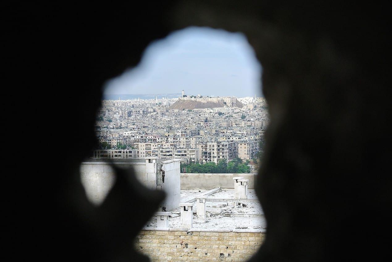 photo Syrie Alep