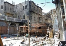 Atmosphere _'frontline' _ Aleppo_2013