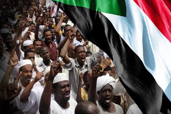 Protestations_Soudan
