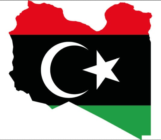 illustration Libye