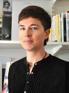 Portrait Amélie Le Renard