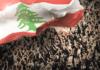 illustration Liban Manifestations