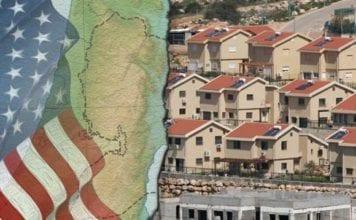 Illustration Déclaration Pomeo légalisation colonies israéliennes