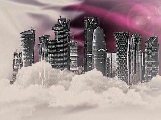 visuel blocus contre le Qatar